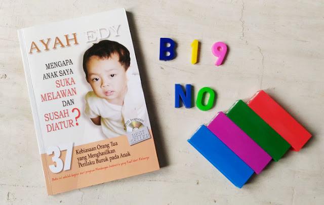 Buku kenapa anakku suka melawan karya ayah edy