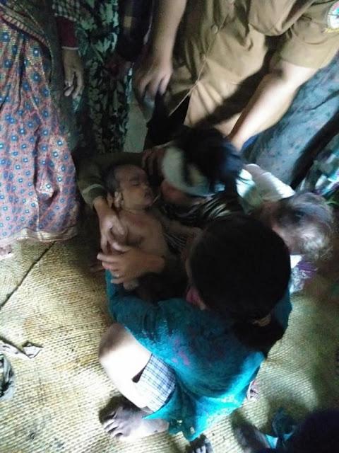 Balita yang tewas akibat terseret banjir bandang di Tobasa