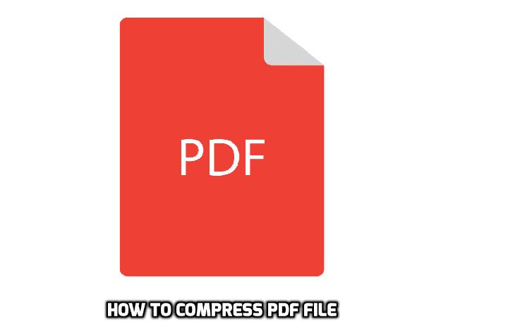 Cara kurangi file pdf jadi 200kb