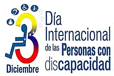 Resultado de imagen para dia de las personas con discapacidad en venezuela blogspot