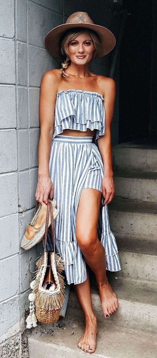 cute summer outfit for every day of the month