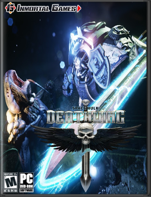 Space Hulk Deathwing PC Full Español