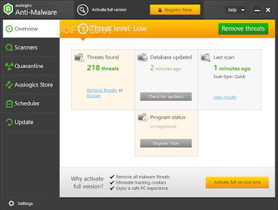 Auslogics Anti-Malware 1.15 Full indir