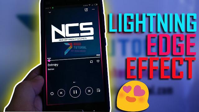 Mau Lightning Edge Effect ala Samsung Galaxy S9 di Smartphone Xiaomi Tanpa Root? Ini Caranya