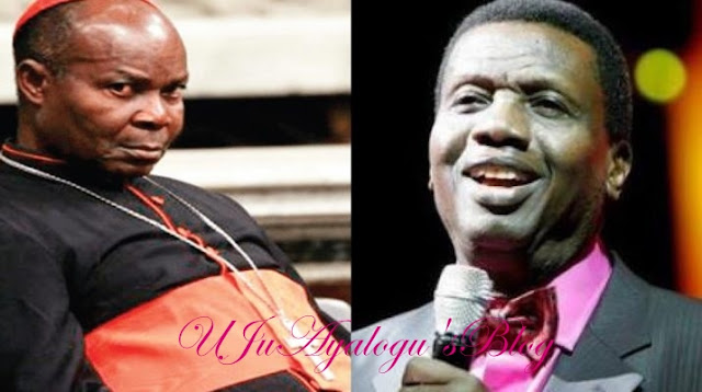 Adeboye Made A Useless Statement About Opening Churches Everywhere – Cardinal Okogie