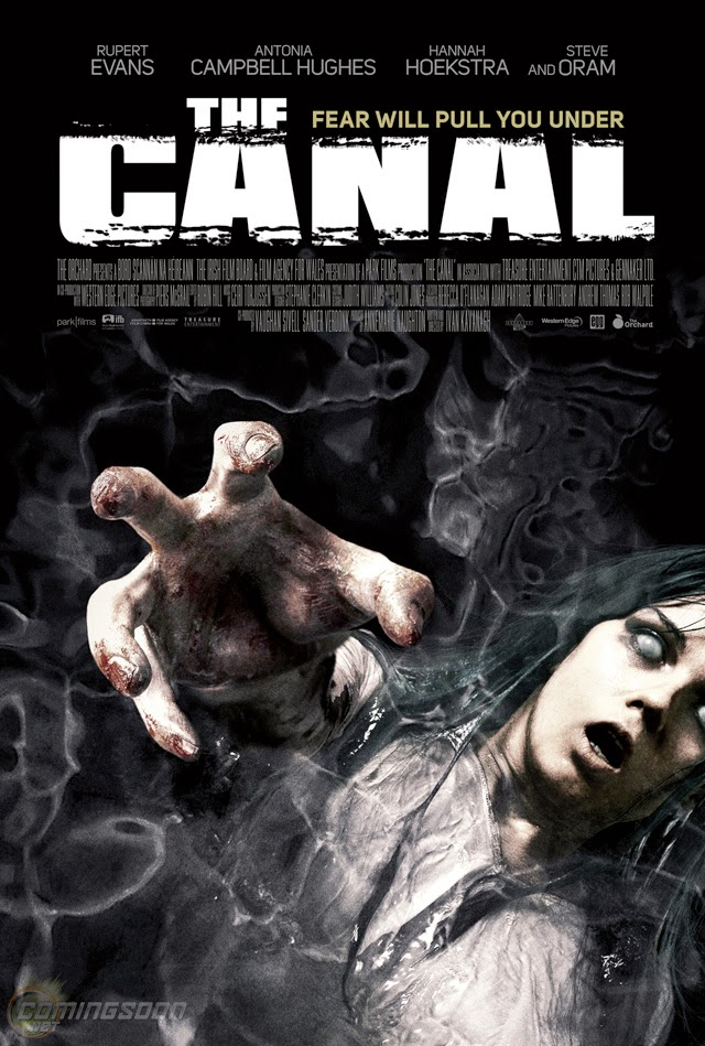 "Póster Exclusivo de la pelicula ""The Canal"""