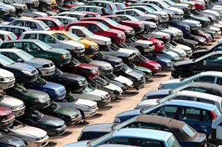 Las bajas de vehículos para achatarramiento se disparan en enero y febrero
