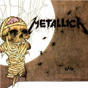 Metallica - one - single - cover