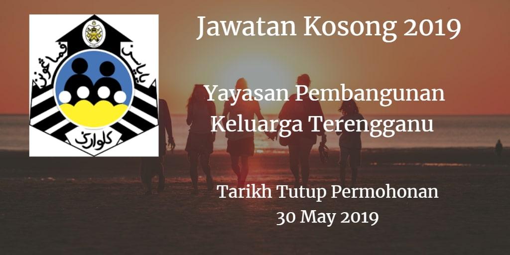 Jawatan Kosong YPKT 30 May 2019