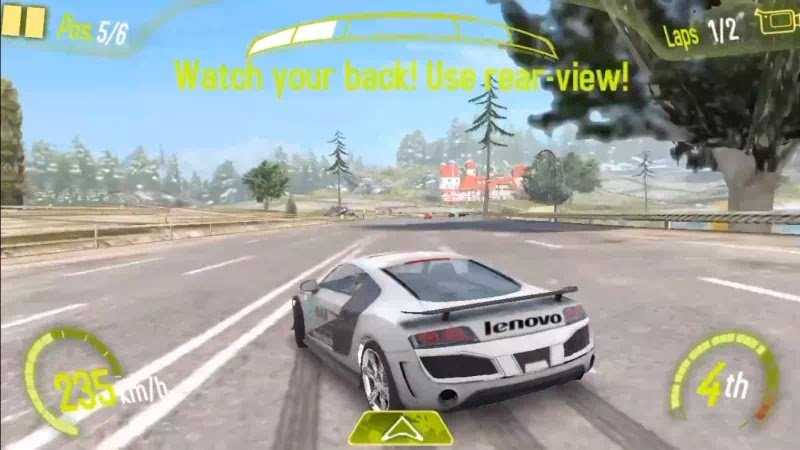 Asphalt Injection For Android Apk Data + How To Fix Error Fullscreen Resolution