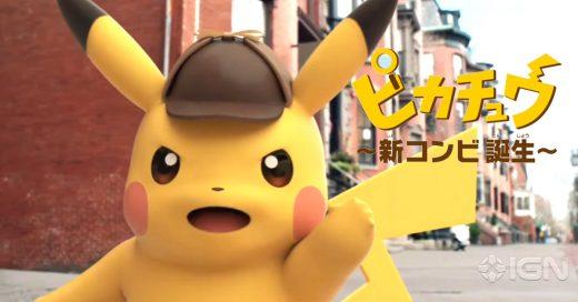 Es oficial: preparan película de Pokémon para el 2017