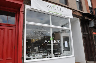 Avlee Greek Kitchen storefront