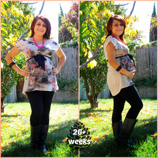 Maternity looks, Maternity clothes, Maternity outfits, Thrifted maternity, Dressing your bump, Inexpensive maternity, 26 weeks