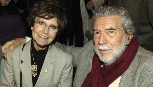Catherine y Alain Robbe-Grillet