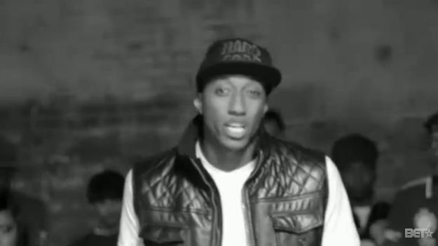 Lecrae on BET cypher