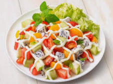 Manfaat Salad Untuk Kesehatan Tubuh WiwaPedia