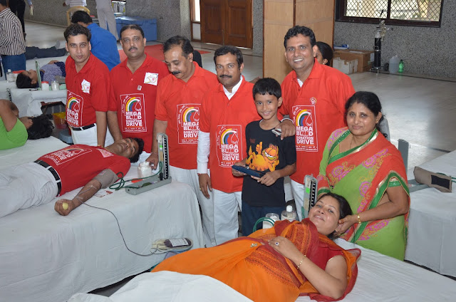 Akhil Bhartiya Terapanth Yuvak Parishad has been organizing blood donation camps every single day across various Indian Cities
