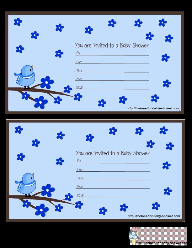 Etiquetas para Imprimir Gratis de Pajarito Azul.
