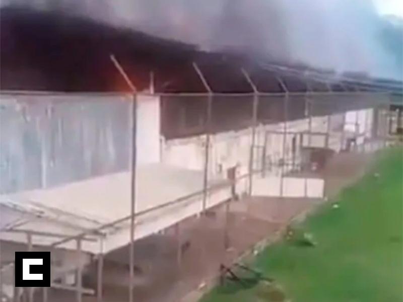 ¡Imágenes fuertes! Motín deja 52 muertos en cárcel de Brasil; 16 de ellos decapitados