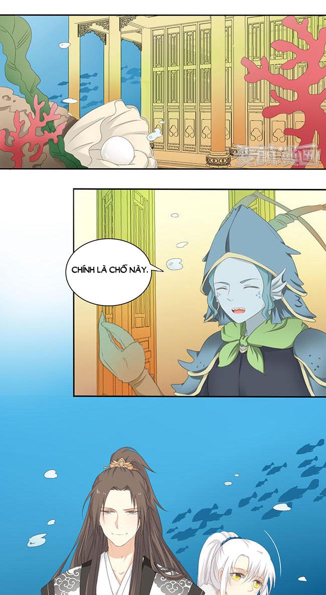 Quy Tự Dao chap 38 - Trang 23