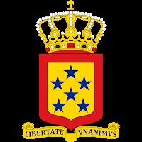 Logo Gambar Lambang Simbol Negara Antillen Belanda PNG JPG ukuran 200 px