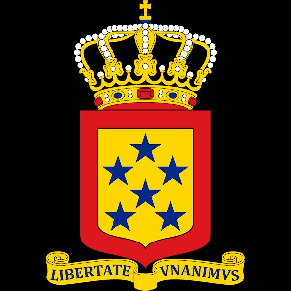 Logo Gambar Lambang Simbol Negara Antillen Belanda PNG JPG ukuran 600 px