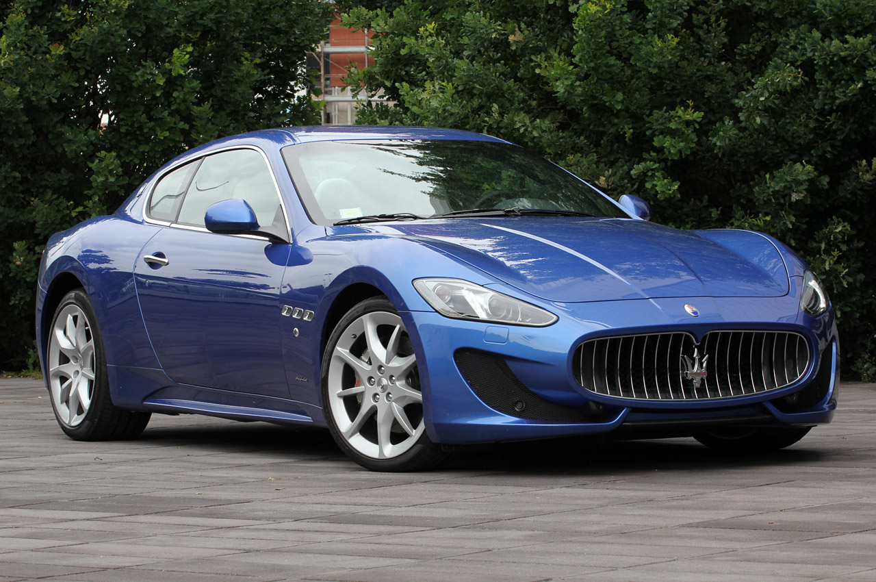2013 Maserati GranTurismo Sport - Italy's GT Muscle Car Gets A Deep Tissue Massage | We ...