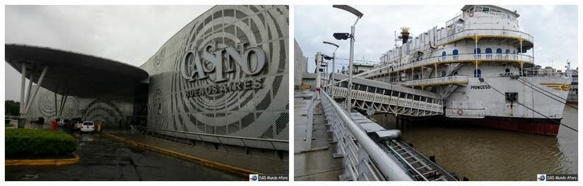 Casino - Puerto Madero - Buenos Aires - Argentina