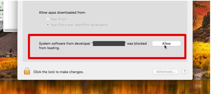 Ataque de día cero permitiría hacer clicks fantasmas en macOS