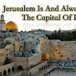 Is Jerusalem Really Negotiable? - STRATEGIC PERSPECTIVES