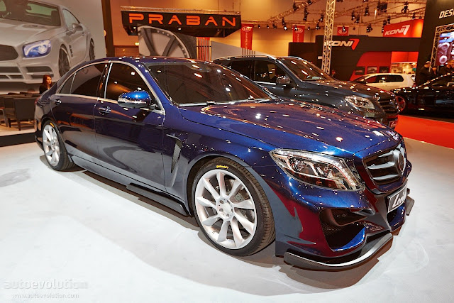 """Mercedes S-Class"" to amend the great additions"