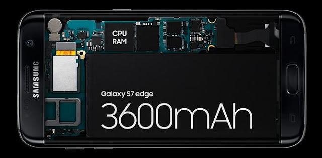 Baterai Samsung galaxy S7 Edge