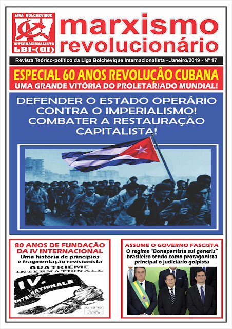 REVISTA MARXISMO REVOLUCIONÁRIO Nº 17