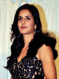 Katrina Kaif hot Photos in Black transparent Dress