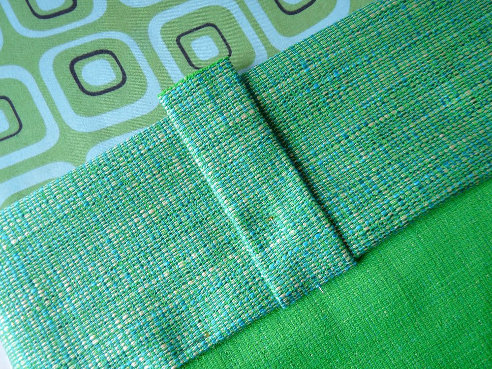 DIY Back Tab Curtains- Hello Yellow Blog by Leon's Furniture. Learn how to sew your own DIY Back Tab Curtains in this step by step tutorial.