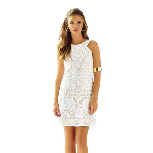 lilly pulitzer largo dress resort white engineered sea horse lace fashion after 40 blogger