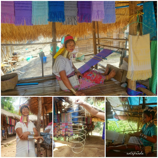 long neck, Karen tribe, Myanmar, Chiang Mai, Thailand
