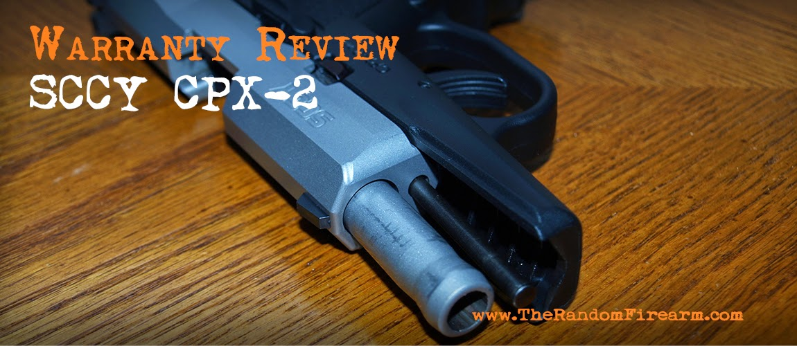 sccy cpx2 review warranty service no questions asked compact 9mm handgun pistol