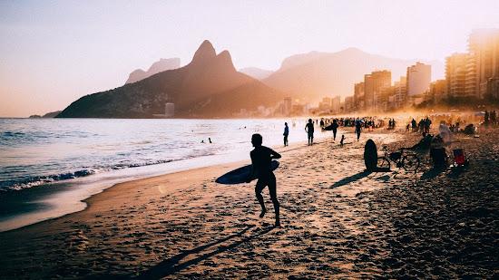 """¿""""VOU A RIO DE JANEIRO"""" O """"VOU AO RIO DE JANEIRO?"""