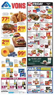 ⭐ Vons Ad 1/29/20 ⭐ Vons Weekly Ad January 29 2020