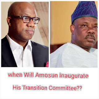 Why These Campaign of Calumny Against Ogun People and The Governor-Elect?