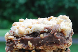 FUDGY CHOCOLATE CHIP TOFFEE BARS