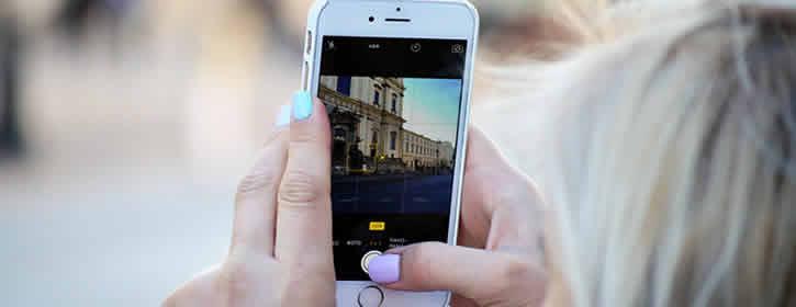 Como enviar fotos ou vídeos que se autodestroem no Instagram