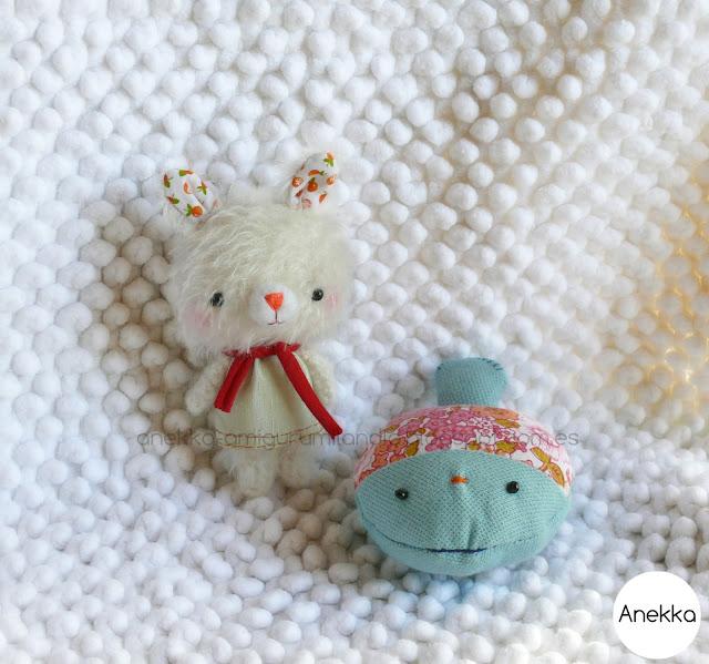 ositos de mohair anekka handmade