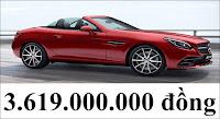 Giá xe Mercedes AMG SLC 43 2018