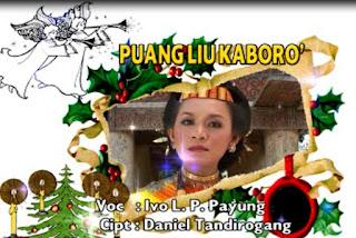 Lirik Lagu Puang Liu Kaboro' (Ivo L.P.Payung)