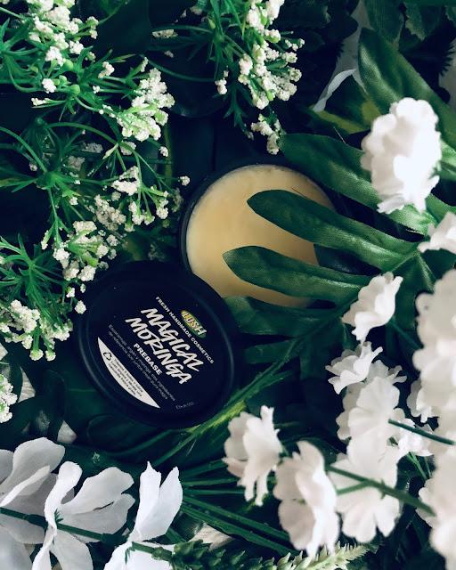 Prebase Magical Moringa de Lush Cosmetics