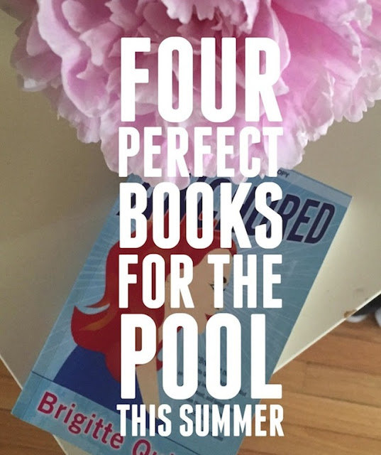 what to read summer 2016, beach reads, pool reads,