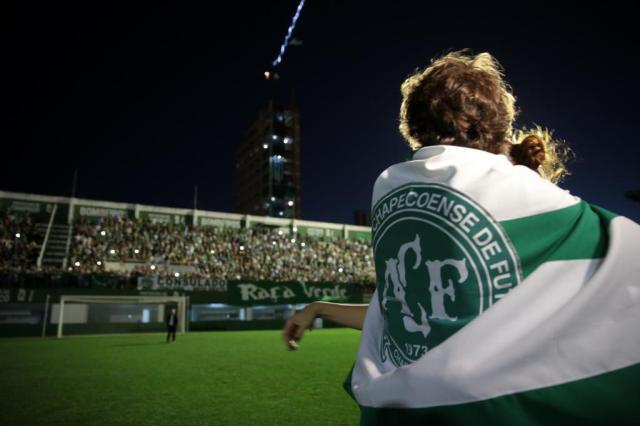 O primeiro jogo da Chapecoense em 2017 será um amistoso contra o Palmeiras 26c97fb4f3653