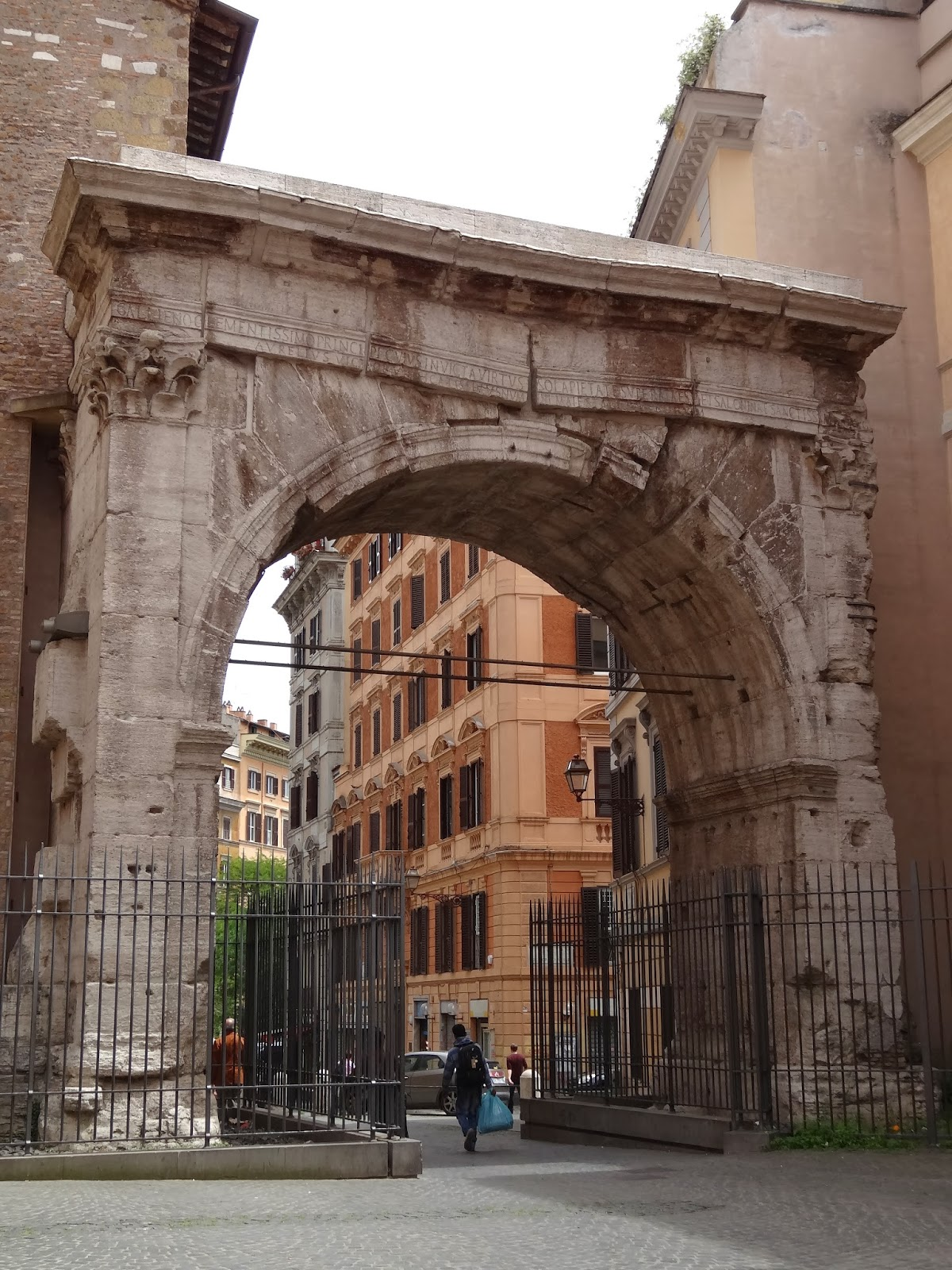 Transient Recollections Rome The Ancient